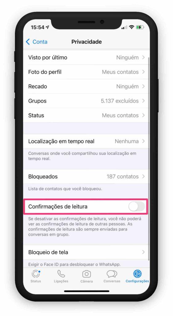 Privacidade para o WhatsApp 02